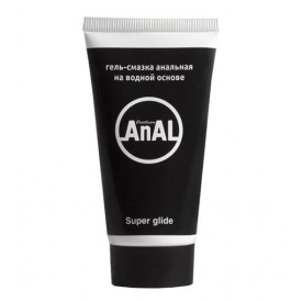 Анальная гель-смазка AnAl Super Glide - 50 мл.