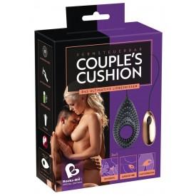 Вибростимулятор для пар Couples Cushion с пультом