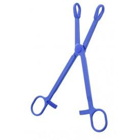 Синие медицинские ножницы BLAZE CLITORIS SCISSORS