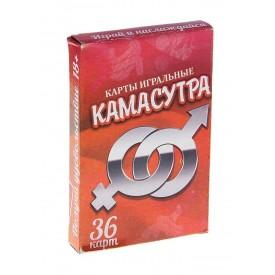 Игральные карты - Камасутра