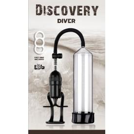 Вакуумная помпа Discovery Diver